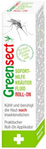 Greensect Roll-on tinktura po pikih insektov, 10 ml